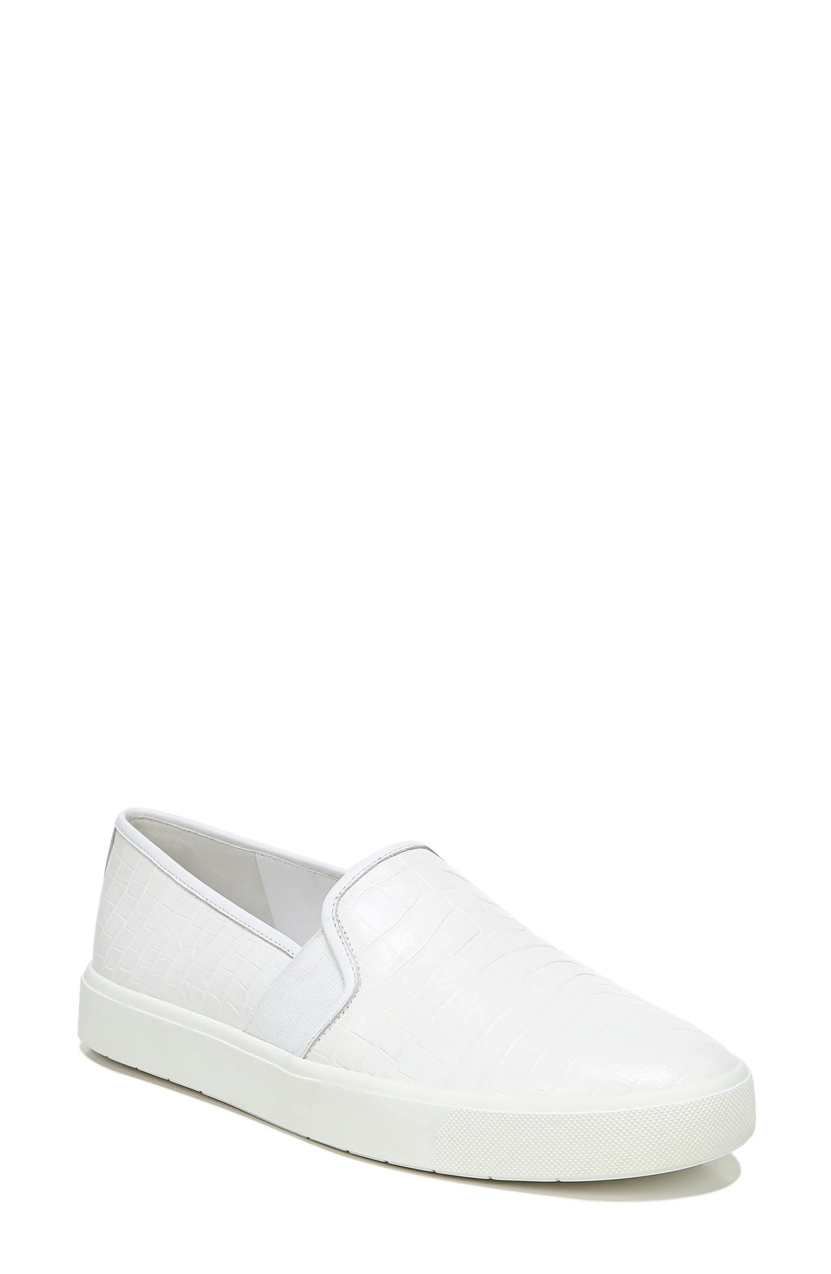 VINCE Blair 5 Slip-On Sneaker, Main, color, OPTIC WHITE