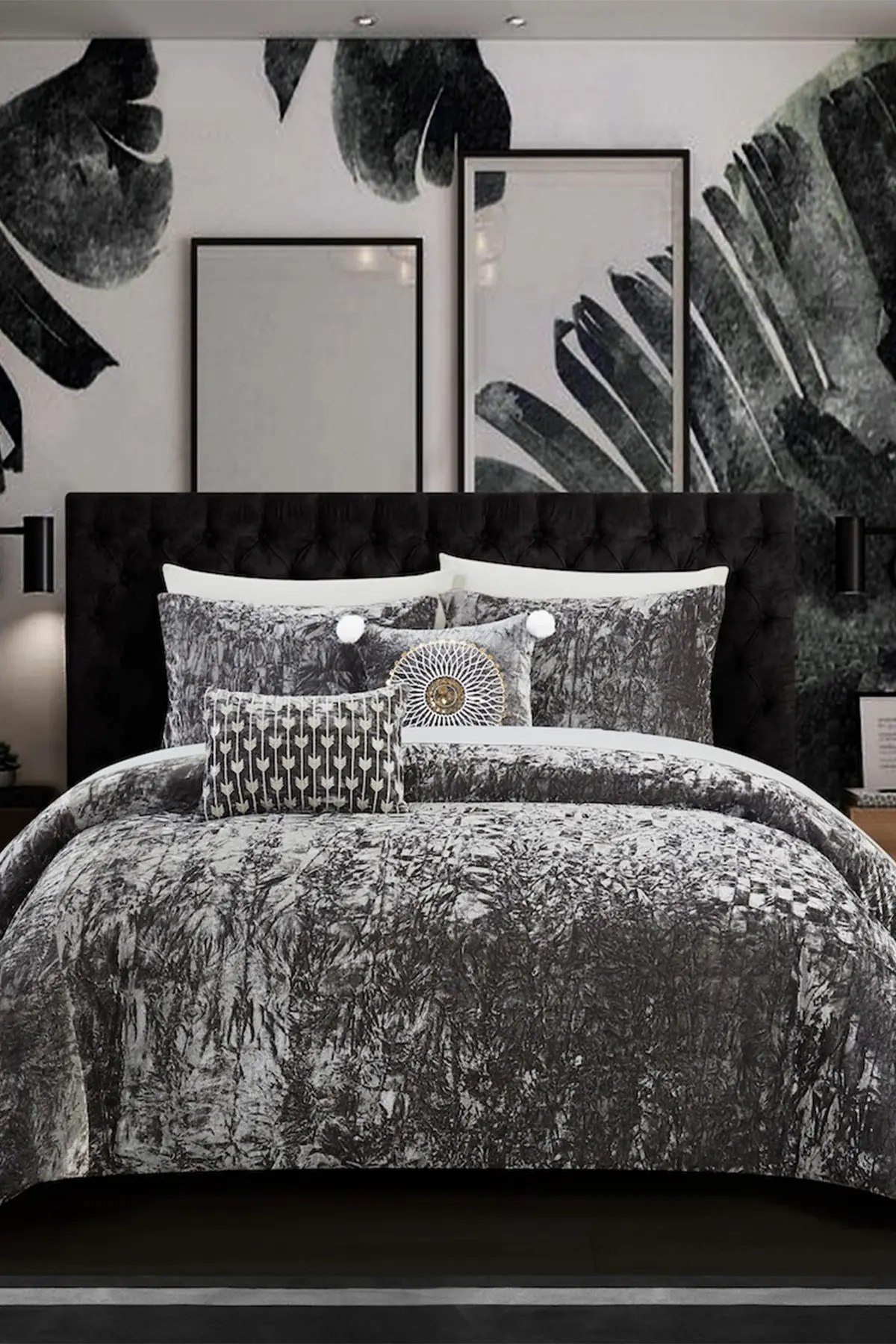 chic home bedding giuliana rich