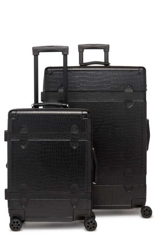 CALPAK 20 Inch Amp 28 Inch Trunk Rolling Luggage Set Nordstrom