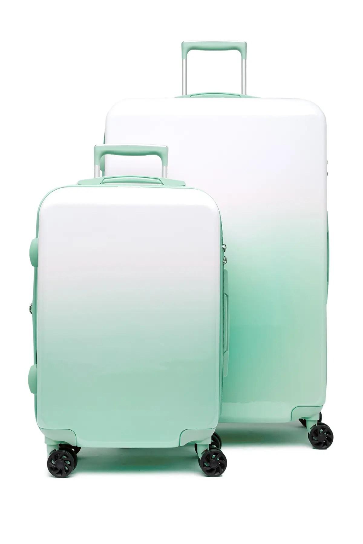 calpak luggage brynn 2 piece hardside