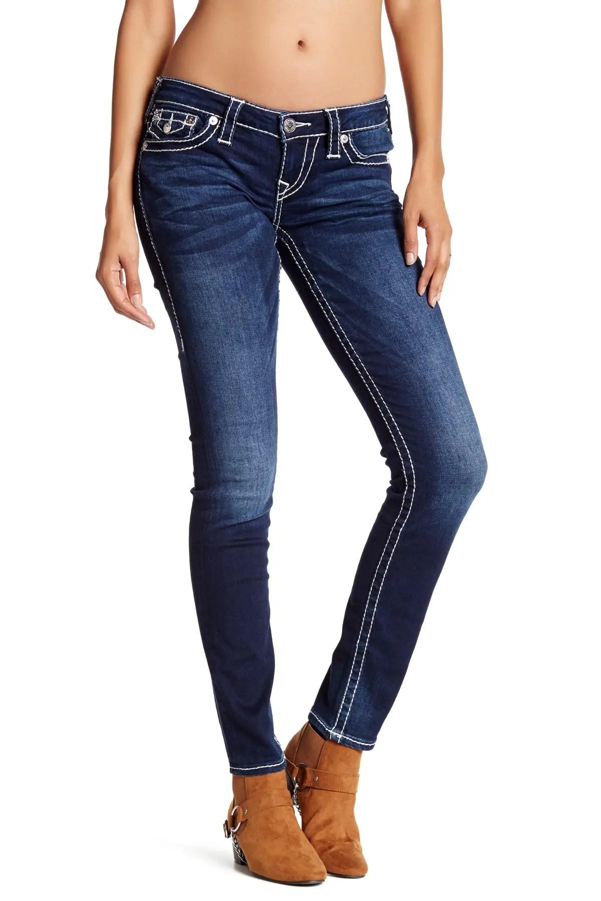true religion skinny big t flap pocket jeans nordstrom rack