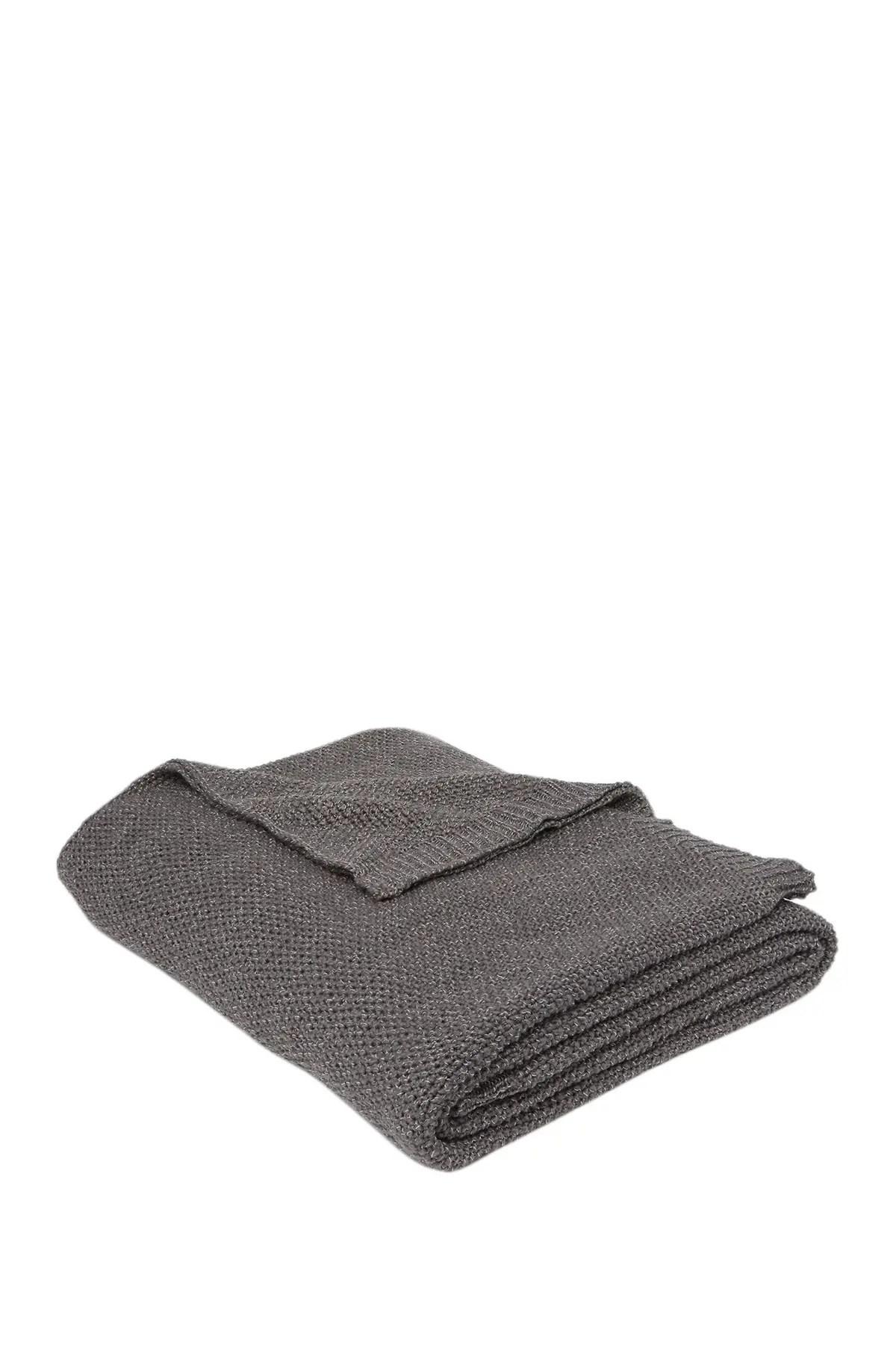 nordstrom rack knit marled blanket queen nordstrom rack