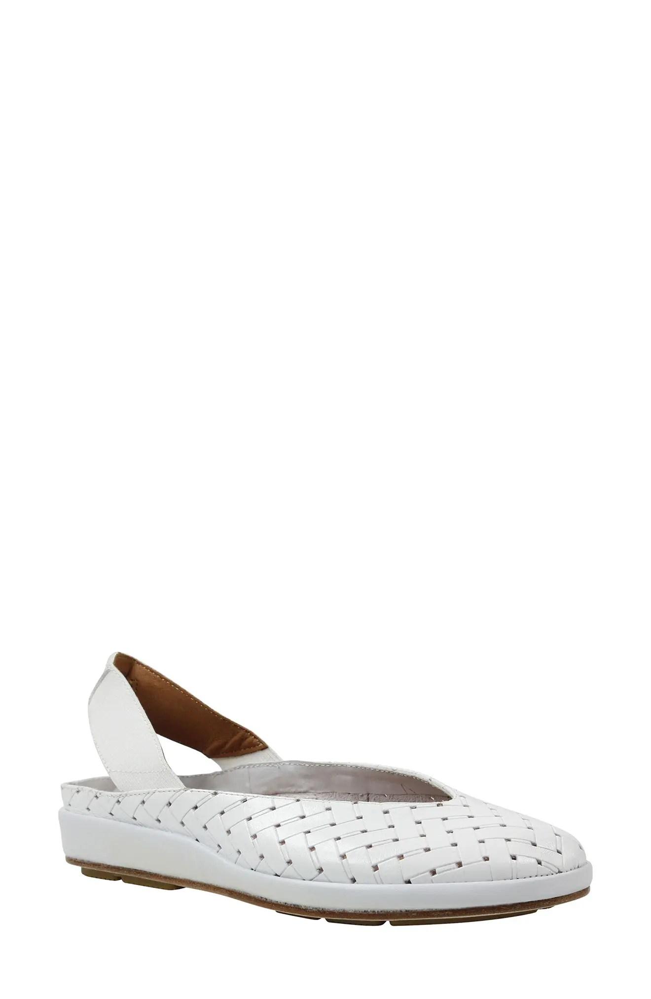 l amour des pieds cypris woven slingback sandal nordstrom rack