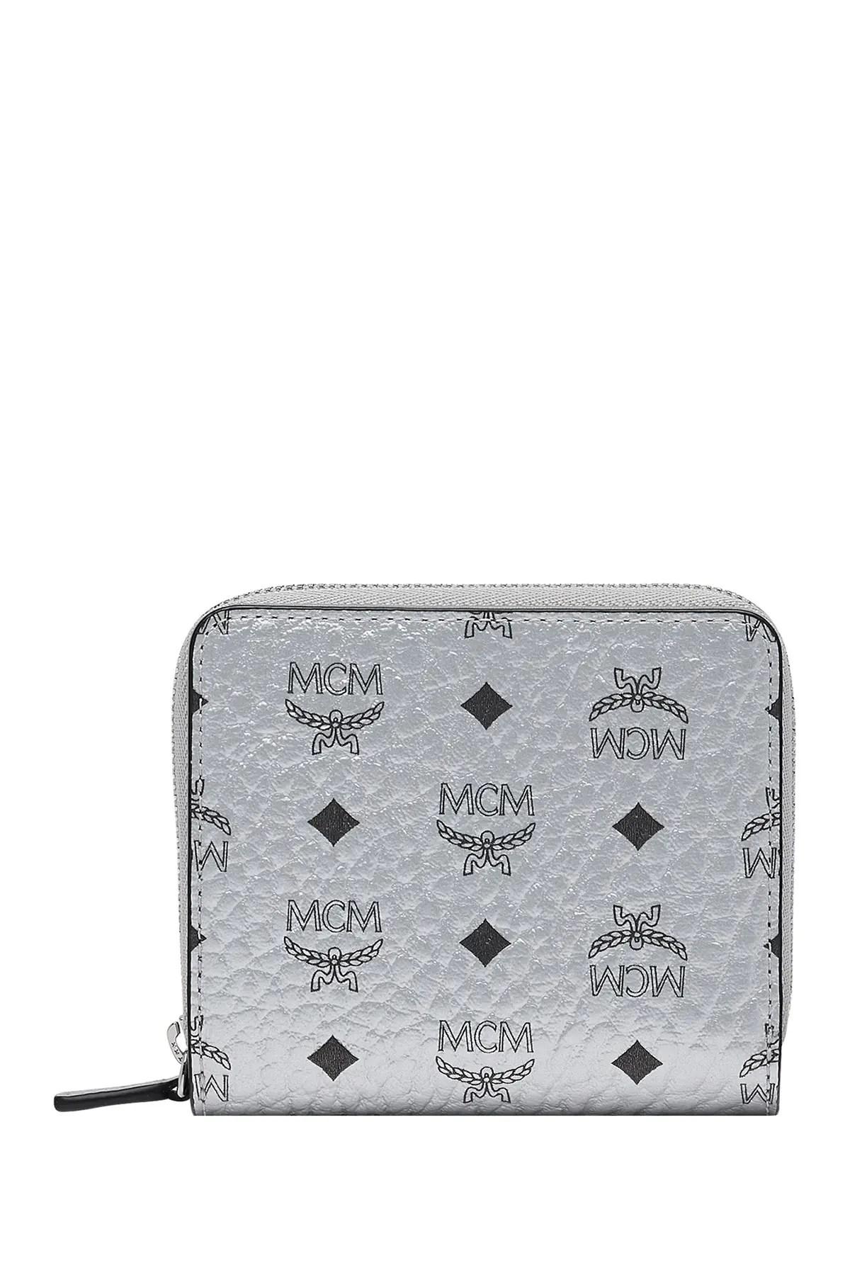 mcm visetos original zip wallet