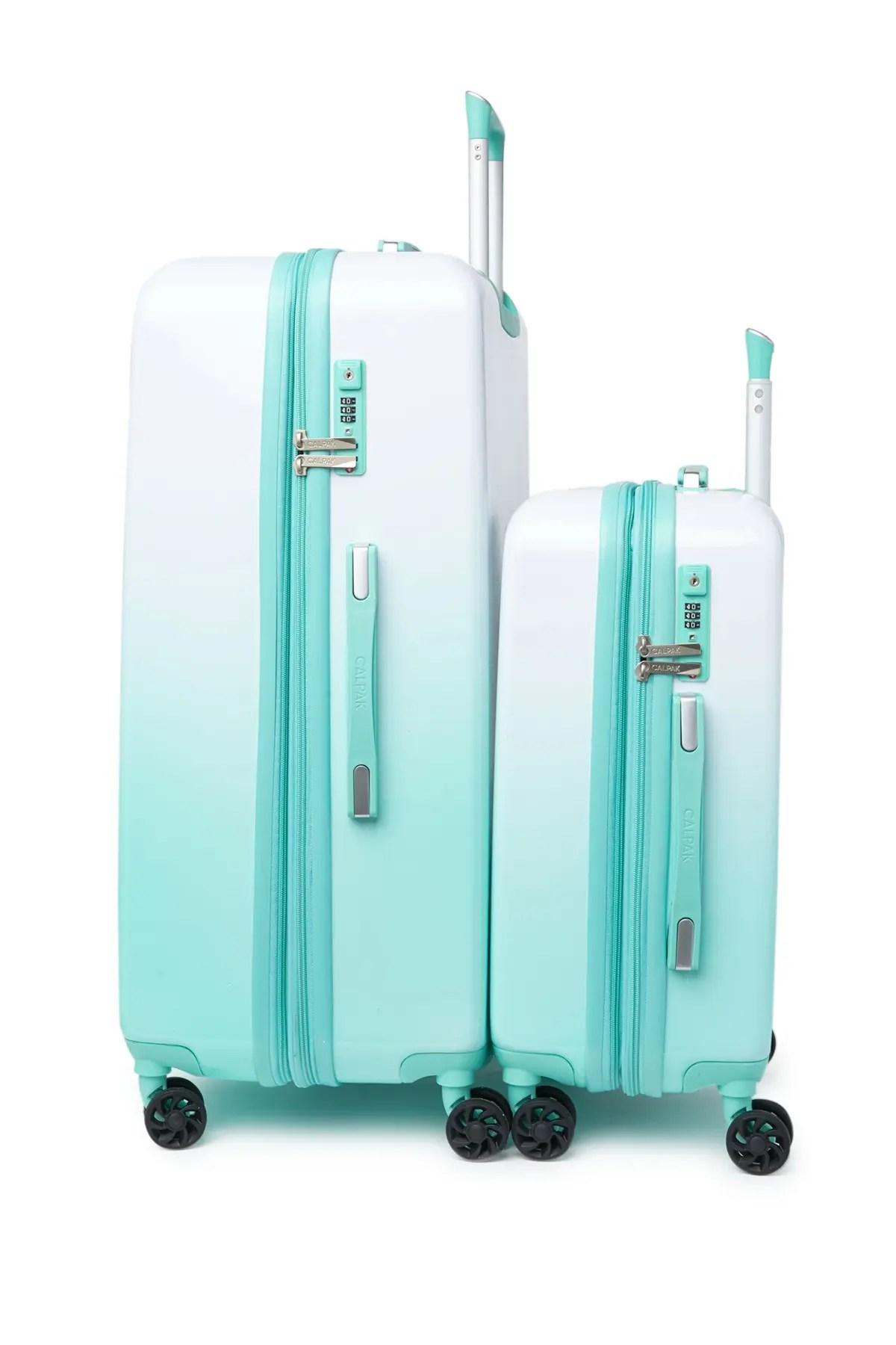 calpak luggage brynn hardside luggage 2 piece set nordstrom rack