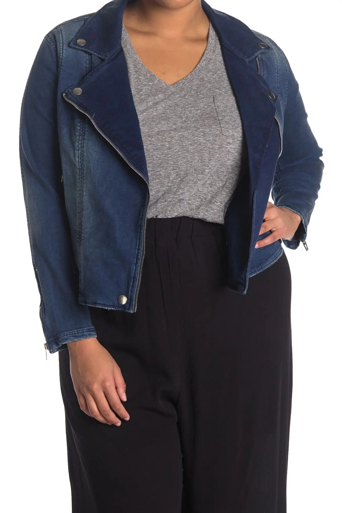 blanknyc denim women s coats jackets