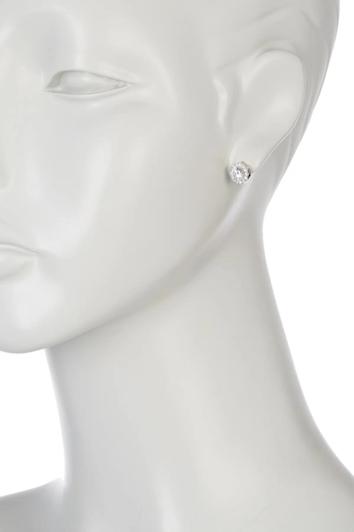 nordstrom rack sterling silver cz pave stud earrings nordstrom rack