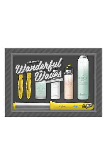 Drybar The Most Wanderful Waves Set ($240 Value)