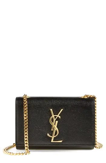 Saint Laurent Small Kate Chain Crossbody Bag – Black – NORDSTROM.com –   1 b130864cd0777