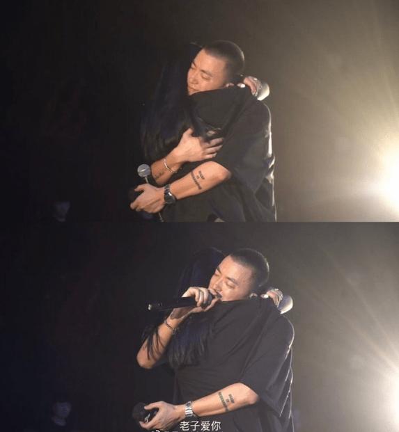 Jony J演唱會現場跪地霸氣求婚女友:老子愛你!|Jony J|求婚|Hiphop_新浪娛樂_新浪網