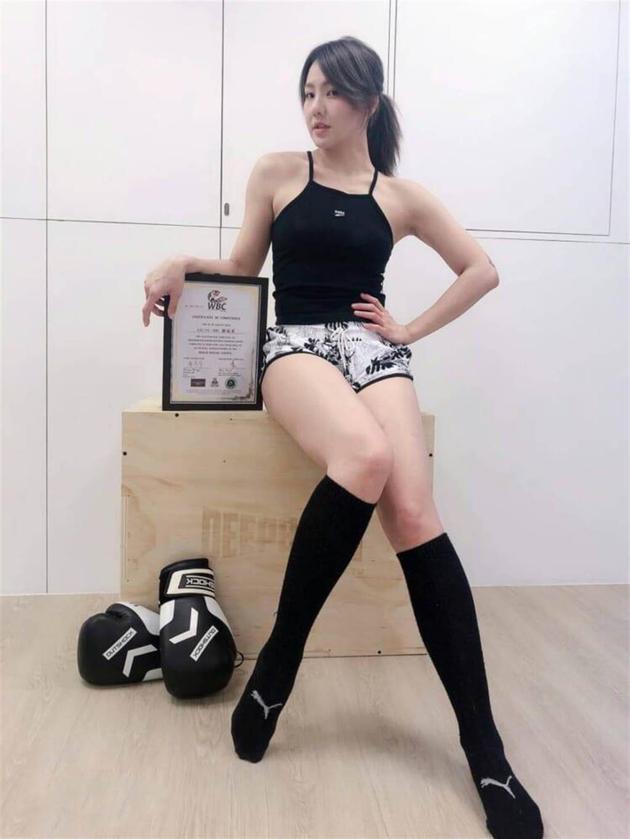 女星劉雨柔拿下WBC證照 將投資7位數臺幣開健身房__新浪網-北美