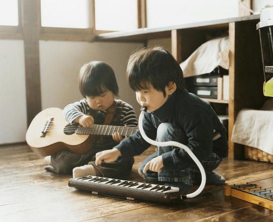 滨田英明拍摄的孩子