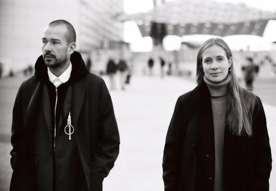 JIL SANDER appoints Lucie Meier and Luke Meier as new creative directors