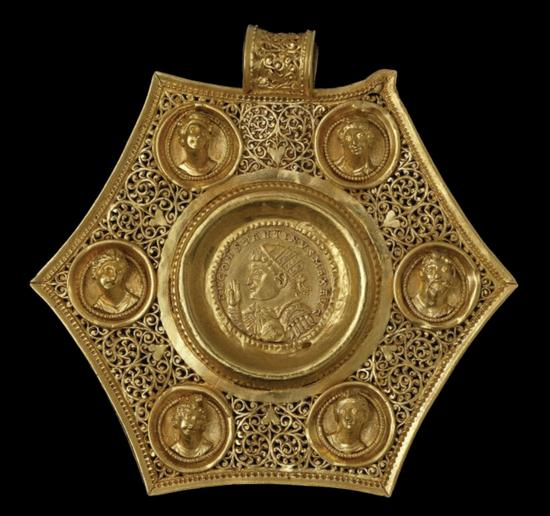 古罗马帝国黄金荣誉勋章