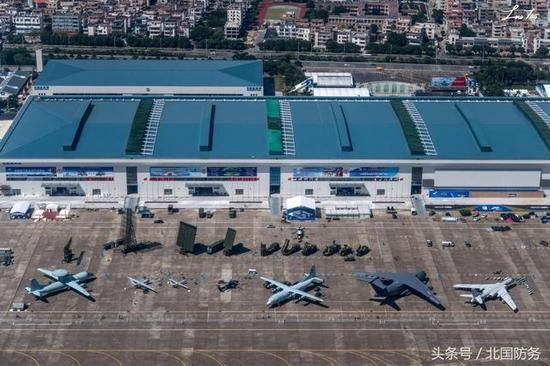 珠海航展现天使视角,暗藏中国反隐身发展新道路