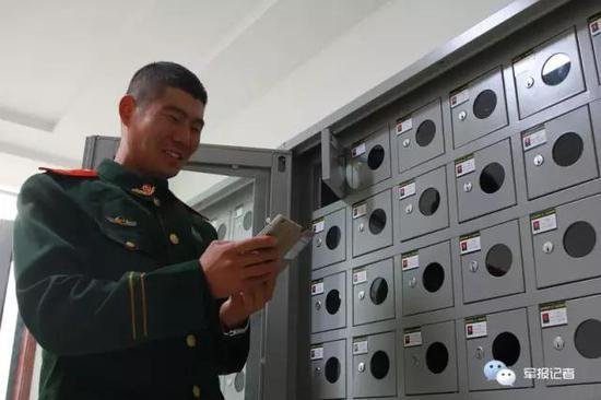 這師所有連隊WIFI全覆蓋 軍報:正視官兵網絡需求