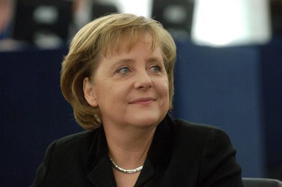 德國總理默克爾介紹訪華行程 期待到訪深圳_新浪深圳_新浪網