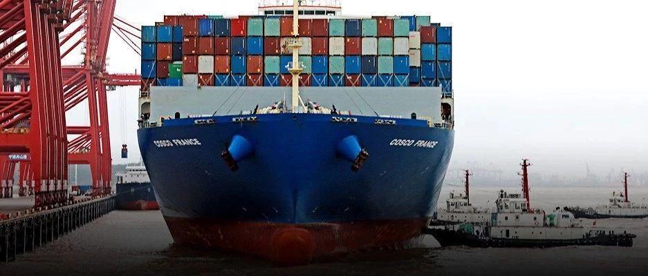 世界吞吐量最大的港口貨滿到馬上裝不下 啥信號?|港口_新浪新聞