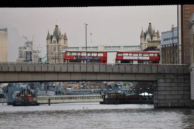 伦敦桥。/视觉中国