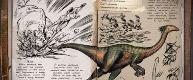 Steam沙盒游戏排行榜,《方舟生存进化》似鸡龙跑得快跳得高-小柚妹站