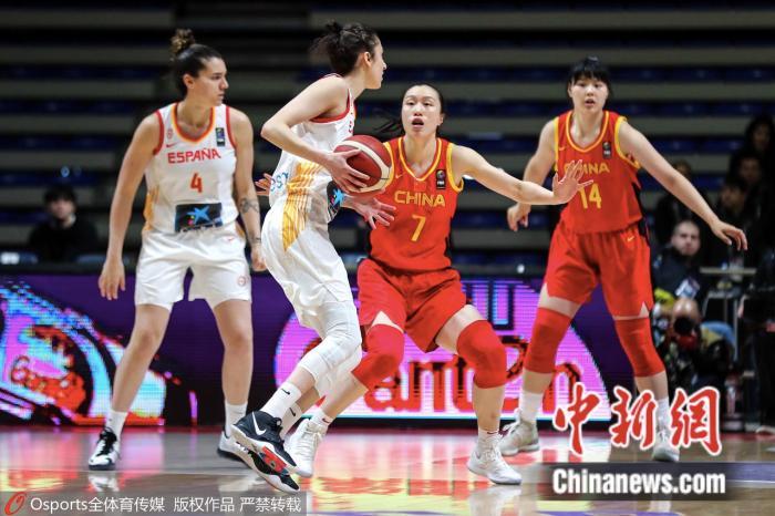 奇迹由中国女篮创造!疫情当头她们为国人绽放!