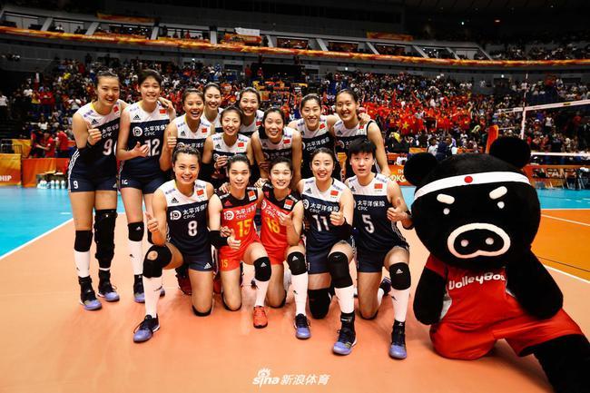 中國女排2019賽程:2月集訓5月瑞士 9月世界杯_排球_新浪競技風暴_新浪網