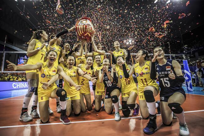 2019年女排世界杯完整賽程 中塞美巴為榮譽而戰_排球_新浪競技風暴_新浪網