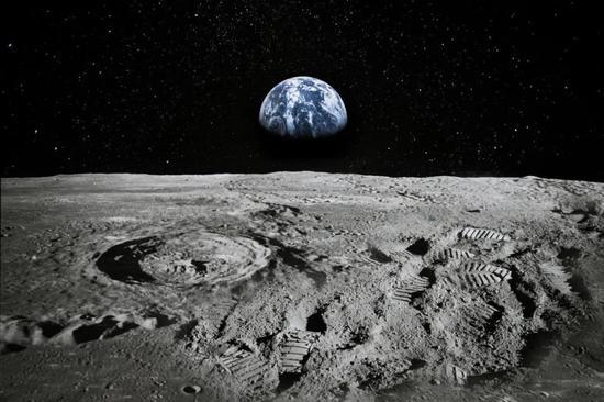 月球雖然荒涼,卻蘊藏有豐富的資源,還可以作為探測深空的中轉站。 |SETI.org