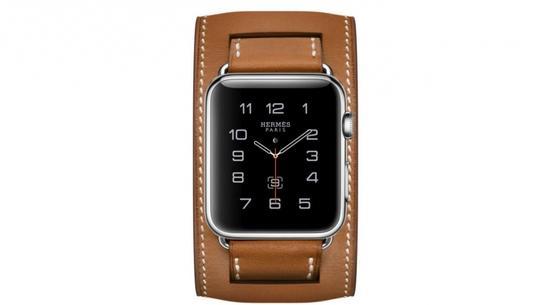 愛馬仕版Apple Watch終於亮相官網