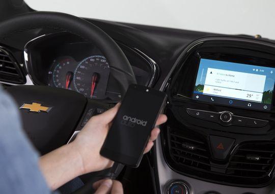 雪佛蘭明年新車將同時支持蘋果與安卓車載系統