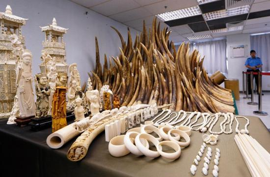 Britain to Ban Ivory Items Regardless of Their Age