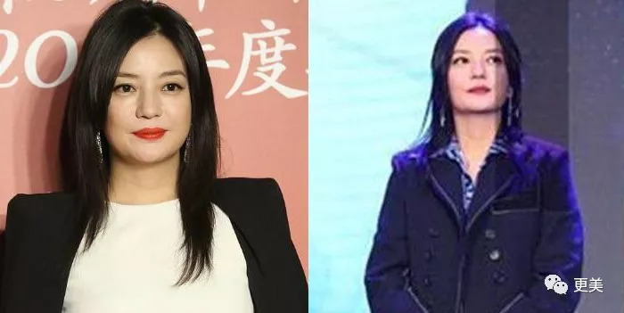 Zhao Wei loses 10kg a month  What is it? She has become a