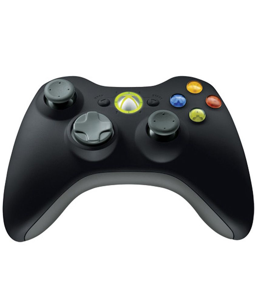 Buy Microsoft Xbox 360 Wireless Controller For Windows And