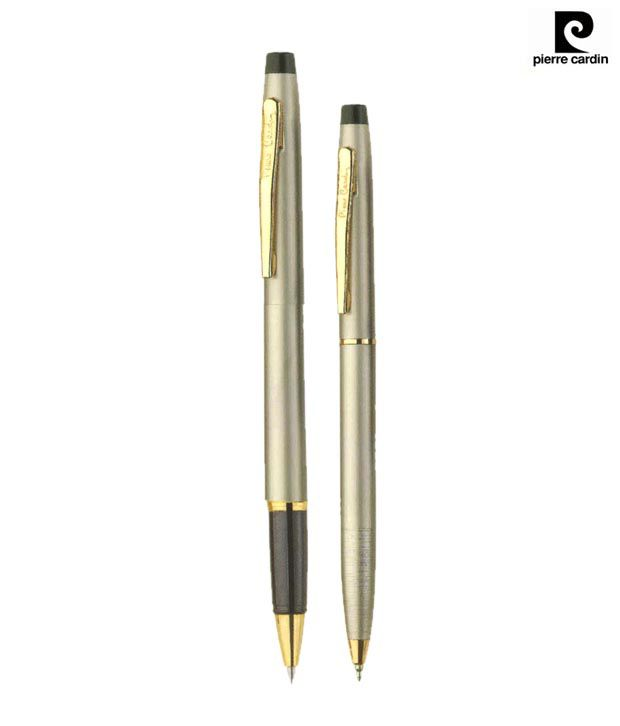 Pierre Cardin Pen Set Gold