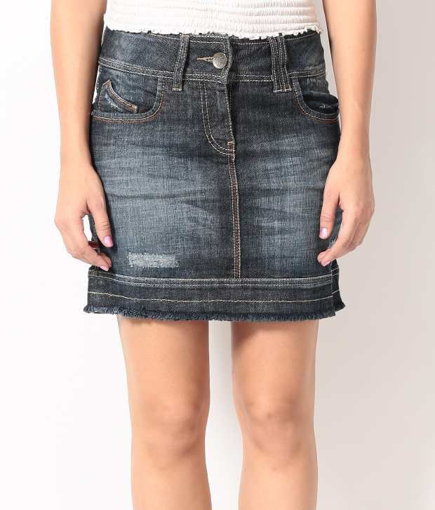 Short Skirts Online Shopping India - Skirts