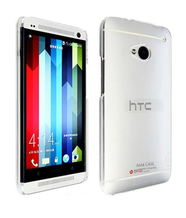 Imak Wings Crystal Clear Hard Back Case Cover For Htc One ...