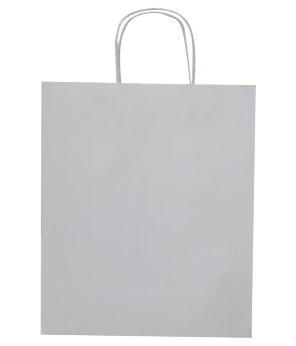 Buy Numic White Paper Bag at Best Prices in India - Snapdeal