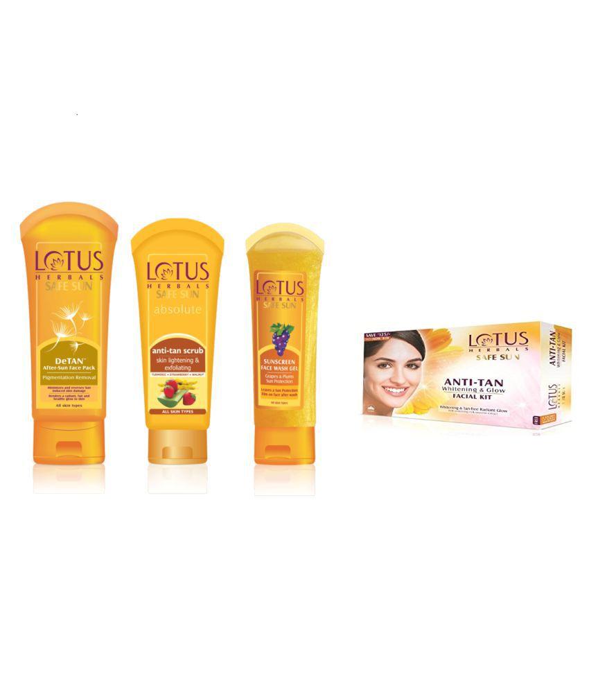 Daily Lotus Care Skin Kit