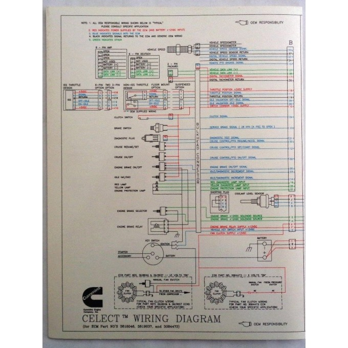 3666018 cummins celect brochure 680x680?resize=665%2C665 kenworth t800 wiring diagram the best wiring diagram 2017  at soozxer.org