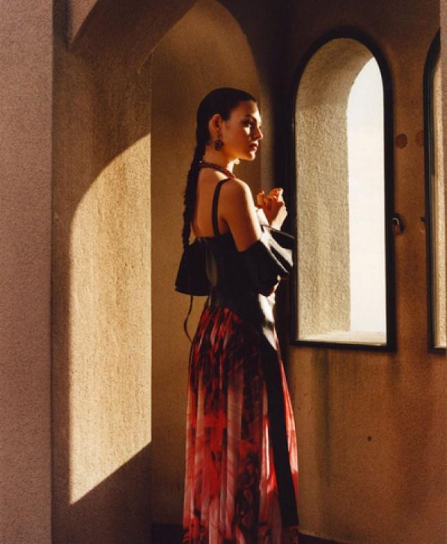 Под солнцем Сан-Франциско: новая кампания Alexander McQueen (галерея 6, фото 8)