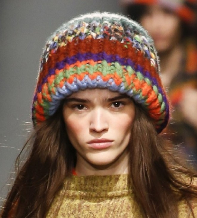 How to choose the perfect hat for the winter?  (photo 23)