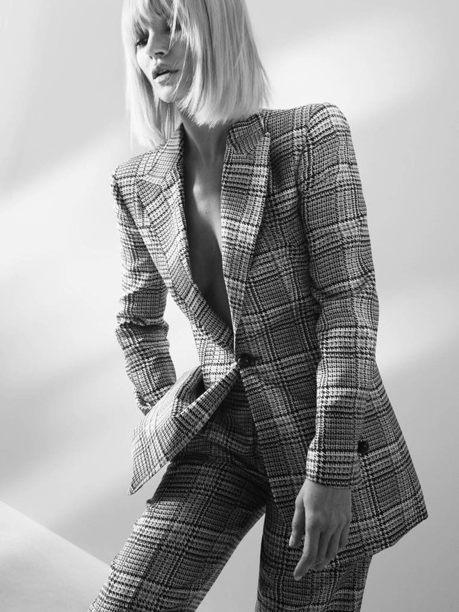 Кейт Мосс стала лицом кампании Giorgio Armani (фото 0)