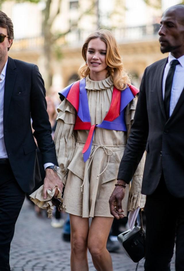 Guests of the Louis Vuitton Show in Paris (photo 2)