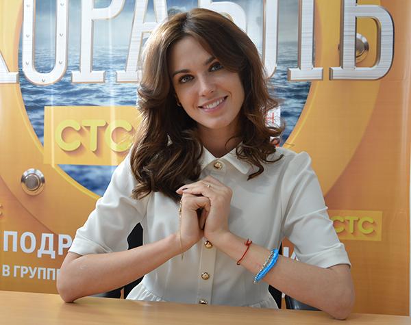 Интервью с актрисой сериала «Корабль» Ириной Антоненко ...