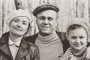 Юлия Меньшова биография, фото