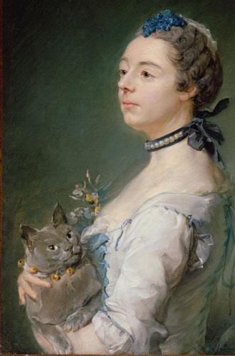 Foto #7 - 7 fakta tentang wanita dan kucing