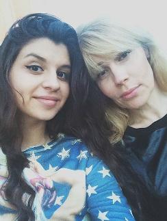 Маму Алианы Гобозовой выписали после курса химиотерапии ...