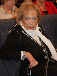 Правду о здоровье Галины Волчек рассказал ее сын | StarHit.ru