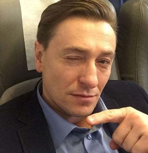 Сергей Безруков отмечает первый юбилей маленькой дочки ...