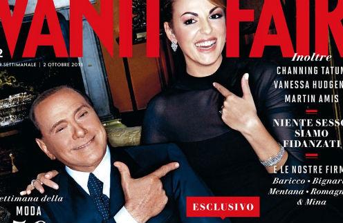 Юная невеста Сильвио Берлускони ведет его под венец ...